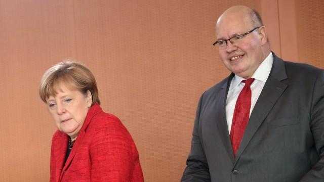 阿尔特迈尔被认为是默克尔最信任的政治顾问,此前曾是默克尔的办公室主任(图片来源:现场交易新闻)