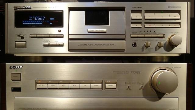 DAT磁带播放器的质量和CD一样甚至略好一点