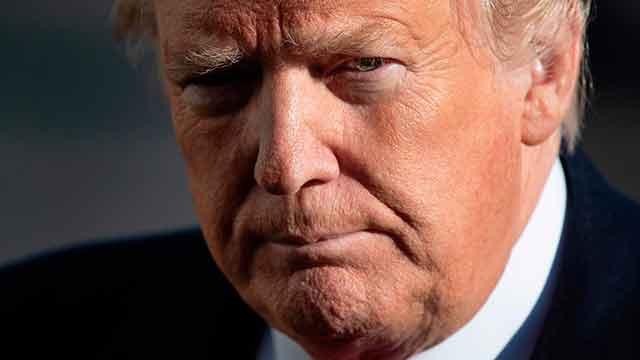 当地时间8日晚9点,特朗普将在白宫椭圆形办公室发表全国电视讲话,这对特朗普而言还是首次。