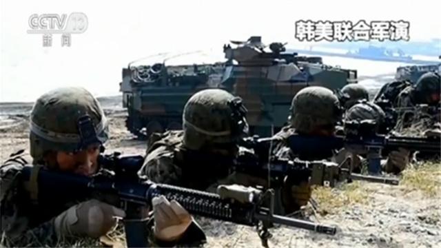 常规演练?韩美两国联合军演日程范围已敲定