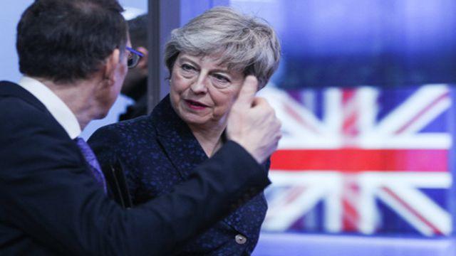 脱欧大限临近 英国却犯了