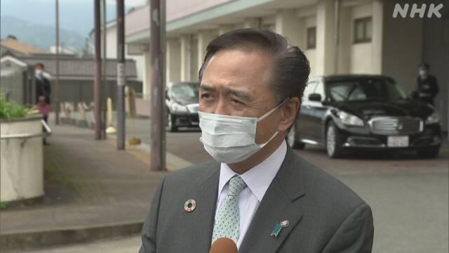 """神奈川县知事呼吁""""不要来神奈川""""(NHK)"""