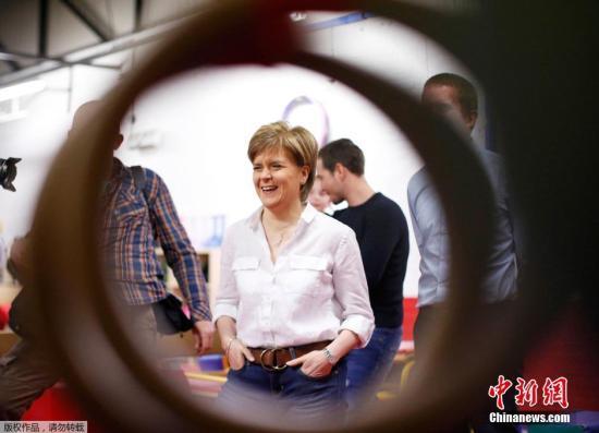 英国大选:苏格兰民族党强调公投是支持工党前提_意大利新闻_意大利中文网
