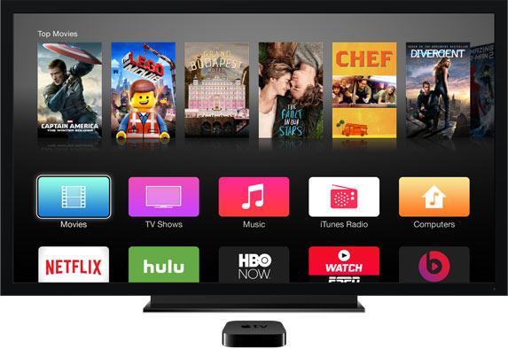 授权谈判受阻 苹果电视直播服务发布时间推迟