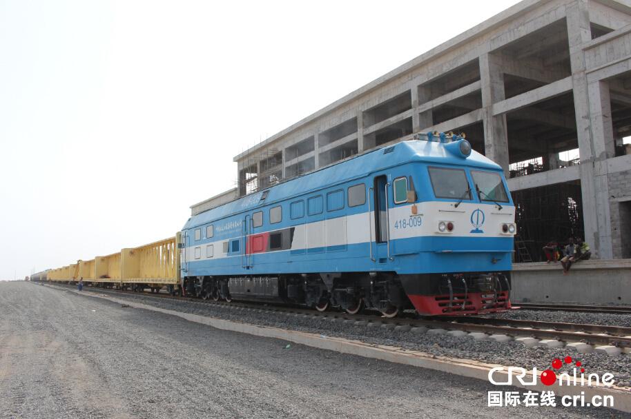 ETHIO-DJIBOUTI Railway | Completed - SkyscraperCity
