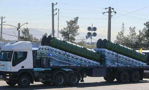 s300防空导弹_伊朗首次高调展示俄制S300防空导弹_新浪新闻