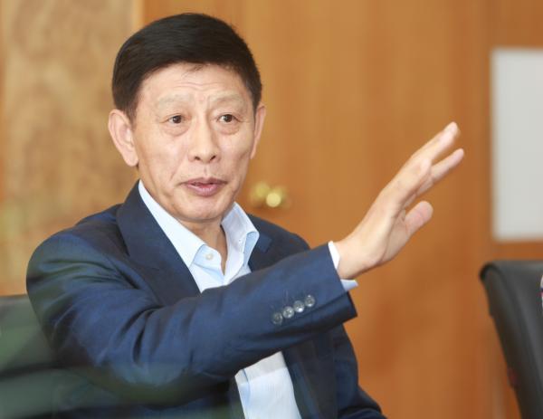 一方集团董事长孙喜双。视觉中国 原料图