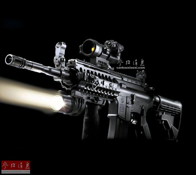 美媒评选世界5大最强枪械:中国95式步枪入选