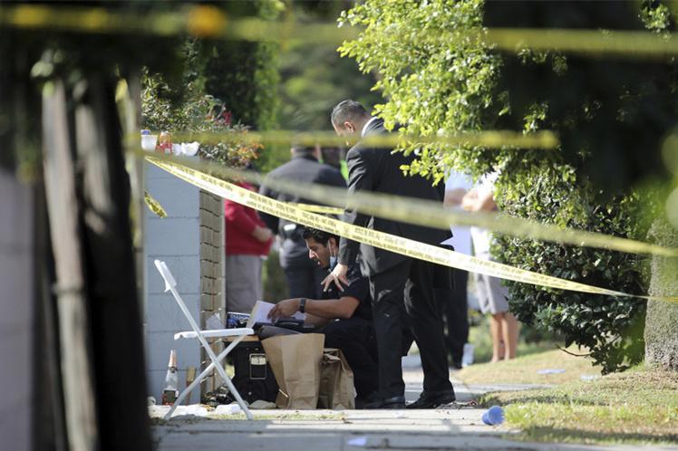 洛杉磯發生槍擊案16秒2死3傷校園恐怖又起 6歲亞裔學生槍殺校友
