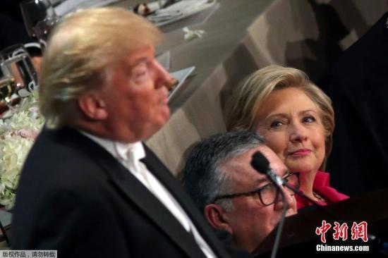 外媒:特朗普前顧問投訴希拉里團隊違反選舉規則
