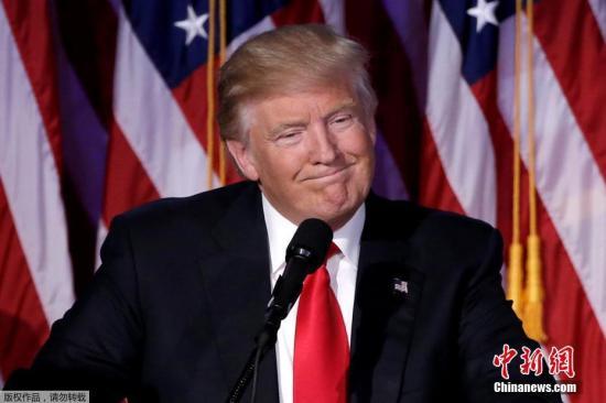 特朗普已確定新政府國家安全事務核心崗位人選