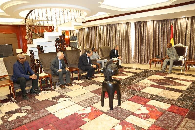 摩洛哥水泥集團將在幾內亞投資KAMSAR水泥廠