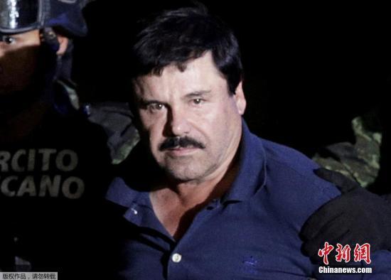 墨西哥大毒枭华金·古兹曼之子奥维迪奥·古兹曼被捕,曾发生激烈枪战