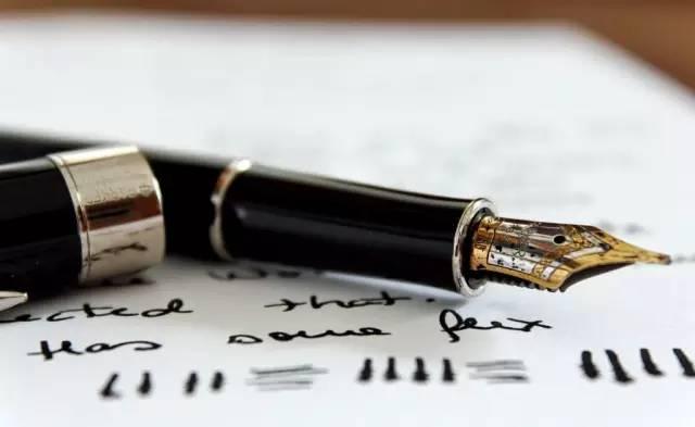 美国总统签字笔_在这个很少提笔写字的时代,钢笔销售额为什么不降反升?_新浪 ...