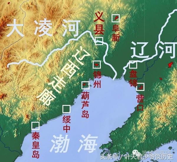 明朝的生死線:關寧錦防線和遼西走廊的重要性在哪圖片