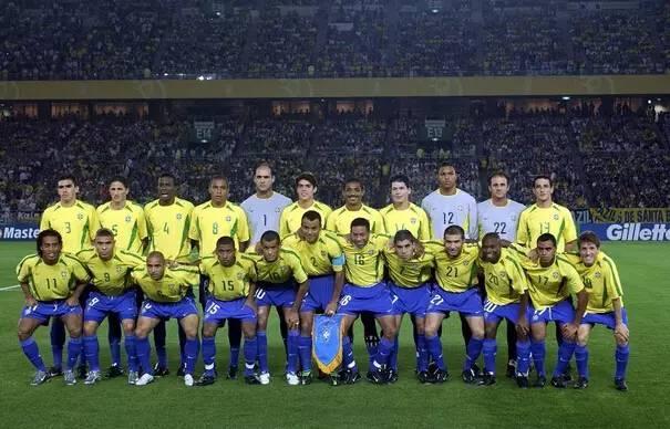 02巴西阵容_02年世界杯的那支巴西队到底有多强?_抓站_新浪竞技风暴_新浪网