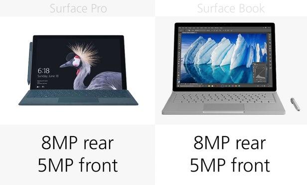 Surface Pro(2017)和Surface Book同门规格参数对比的照片 - 20