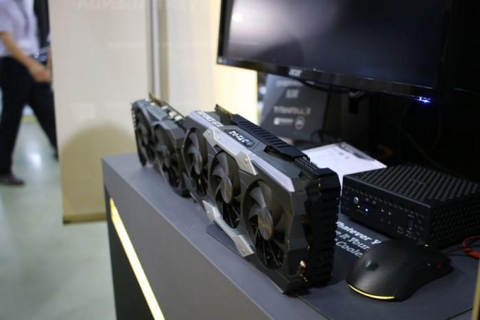 Zotac推出全球最薄GTX 1080 Ti显卡的照片 - 1