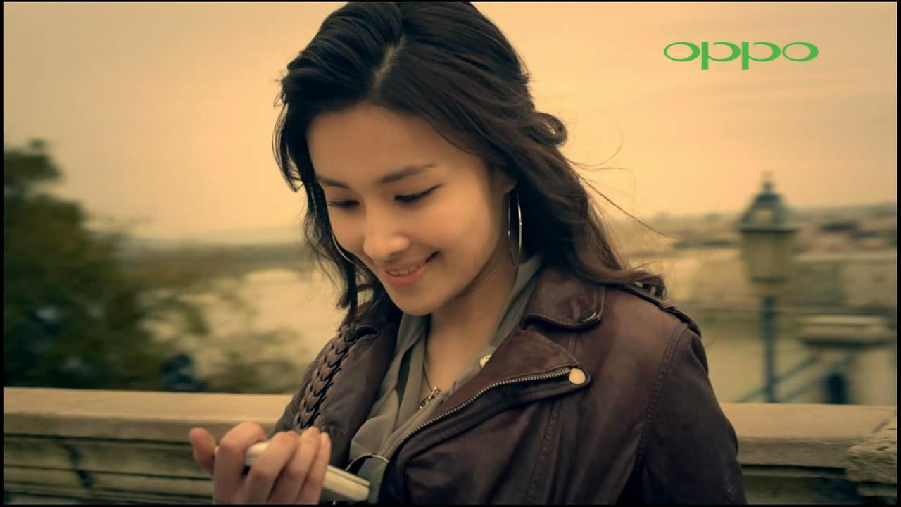 oppo手机广告男主角_oppo广告里面的女主角是谁