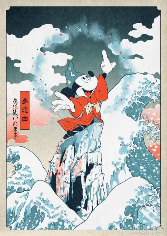 日本传统绘画_日本传统绘画风格\