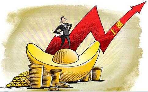 美元指数开启暴跌 黄金价格展开反弹