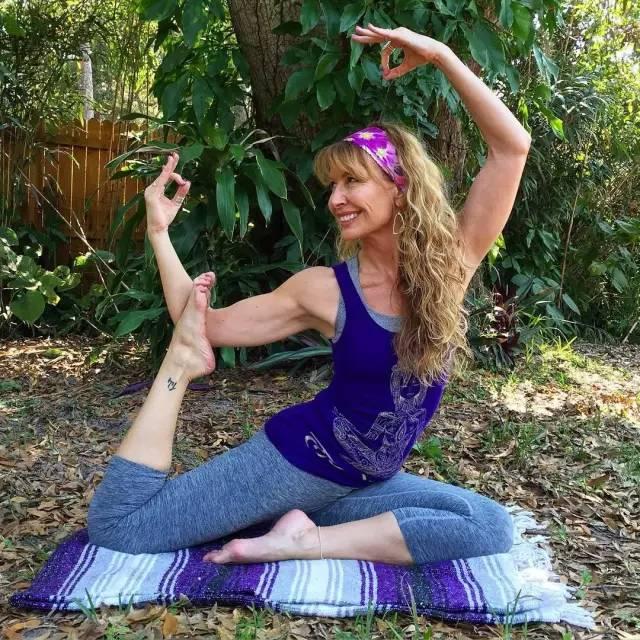 53歲瑜伽人的自述圖片