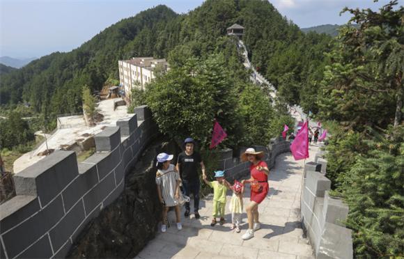 池江: 2017丰都县江池镇乡村旅游避暑季开启