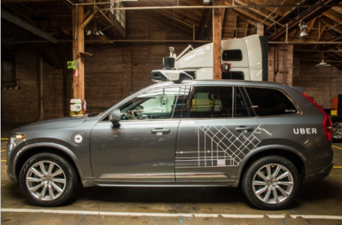 传Uber或与汽车厂商合作开发自动驾驶 以降低成本