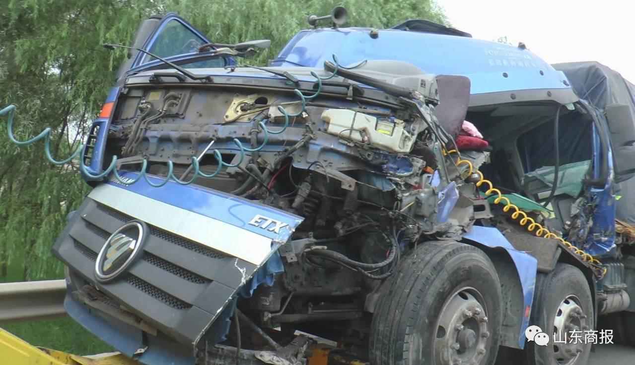 湖州惨烈车祸原�_济南惨烈车祸!司机被自己车碾压身亡!