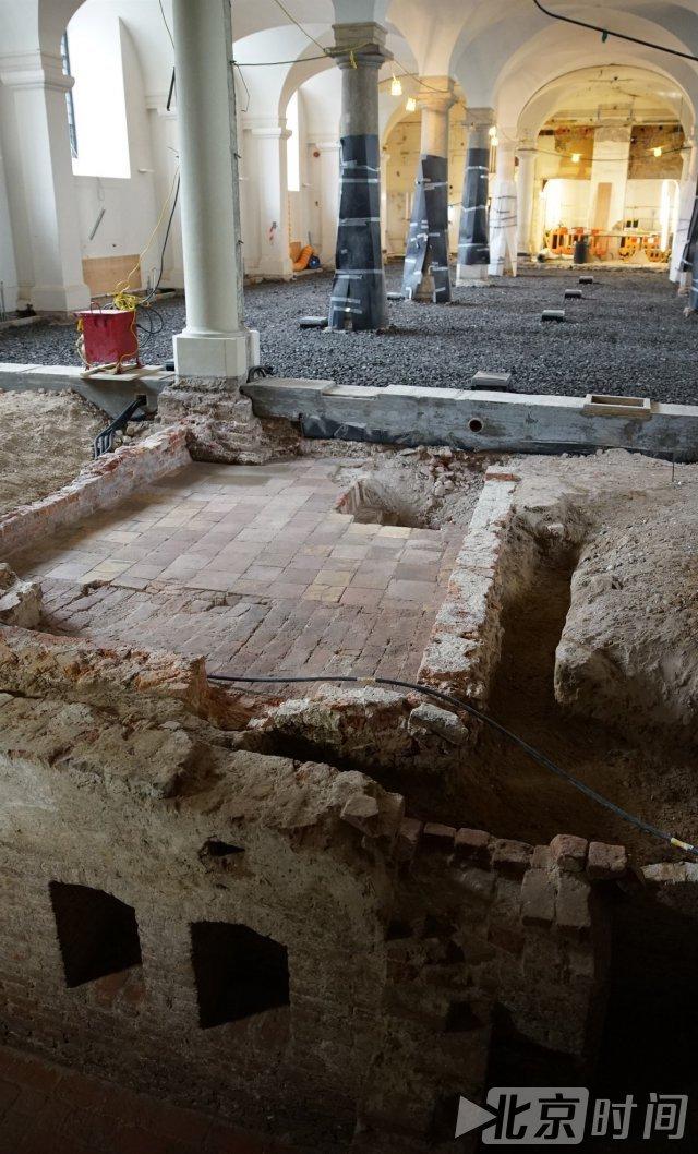 英國五百年前的地宮被發現,亨利八士在這里出生