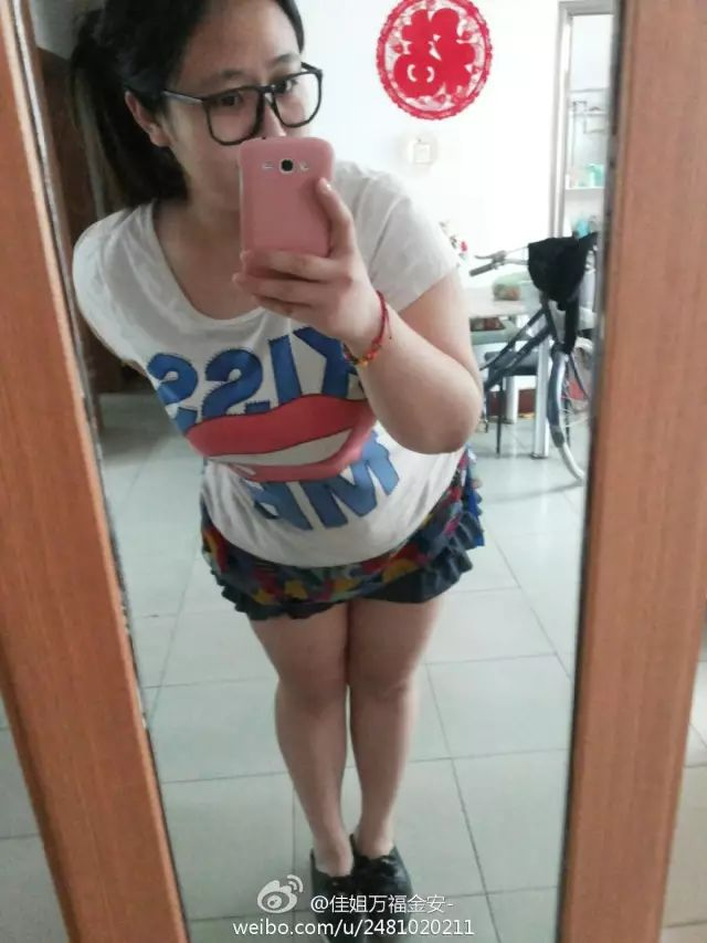 中国最胖的美女_210斤的中国最美女胖子,花3个月狠瘦72斤!结果所有人都吃了一 ...