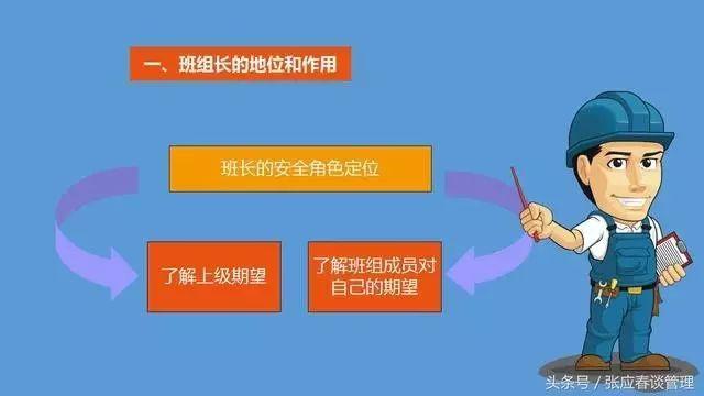 怎样才能当好班组长_工厂车间班长如何做好班组安全管理工作|班组|班组长|安全生产 ...