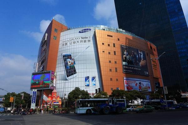 龙之梦购物中心_上海购物节|去中山公园,逛吃买一整天|中山公园|龙之梦|长宁 ...