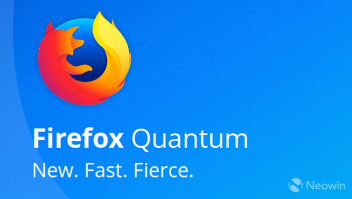 Mozilla全新速度更快的Firefox 57(Quantum)浏览器下载的照片 - 1