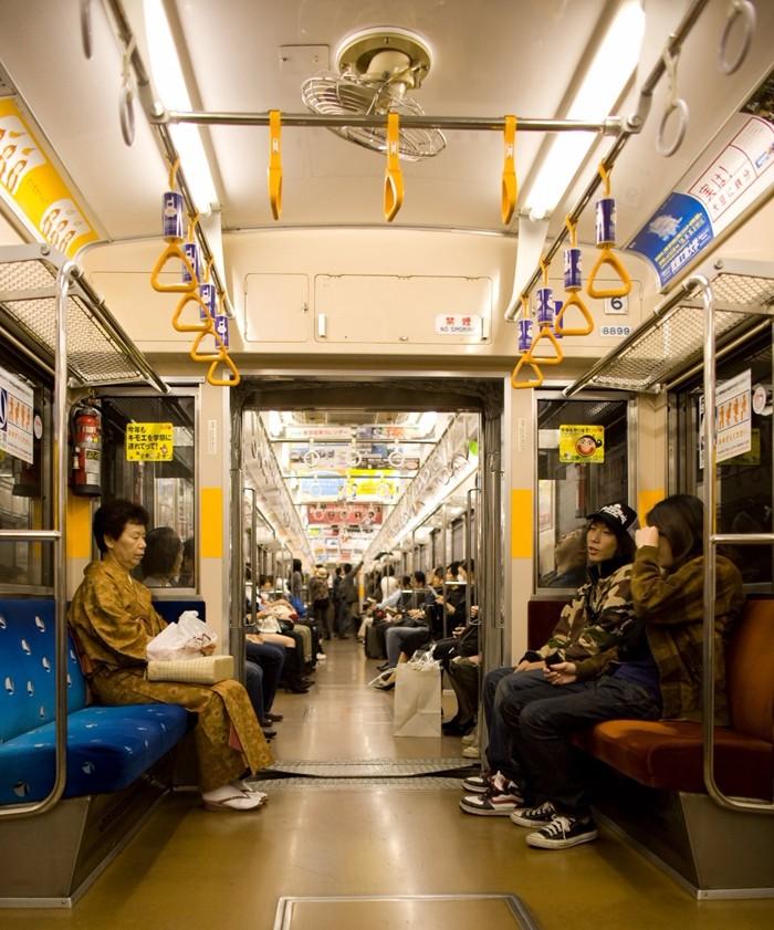 """東京地鐵,世界頭號""""軌道迷宮""""圖片"""