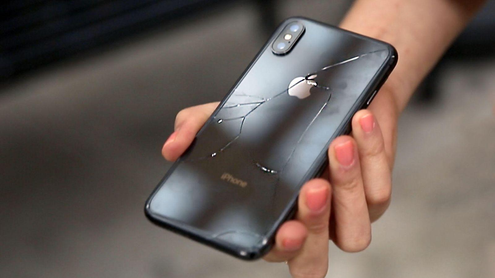 外媒测试iPhone X耐用性:还是戴个套吧的照片 - 1