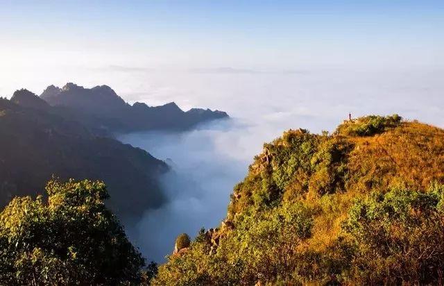 太原周边秋季最美登山攻略,还不赶紧走起