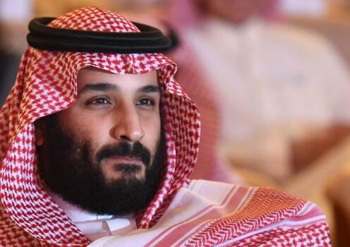 沙特王储穆罕默德·萨勒曼