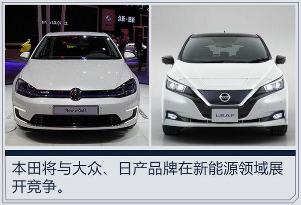 国产纯电动车品牌_本田12月12日发布新战略 明年将国产电动车