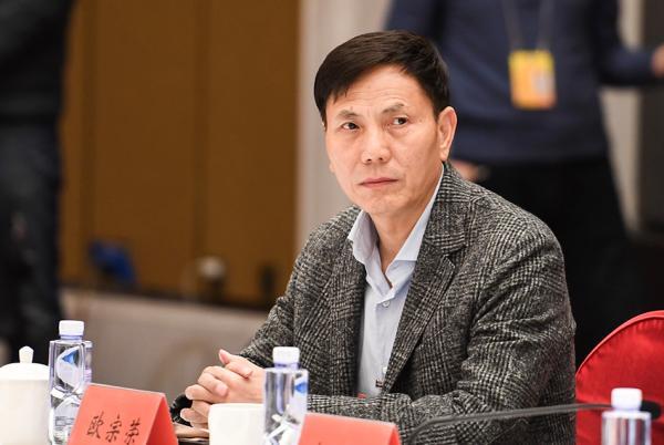 全国政协委员、正荣集团董事局主席欧宗荣