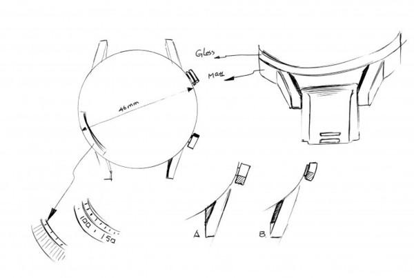 榮耀魔法手表2即將發布 采用46mm直徑+滑動屏幕