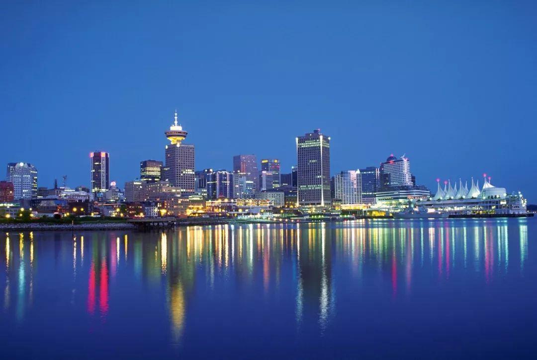 温哥华(图片来源:视觉中国)