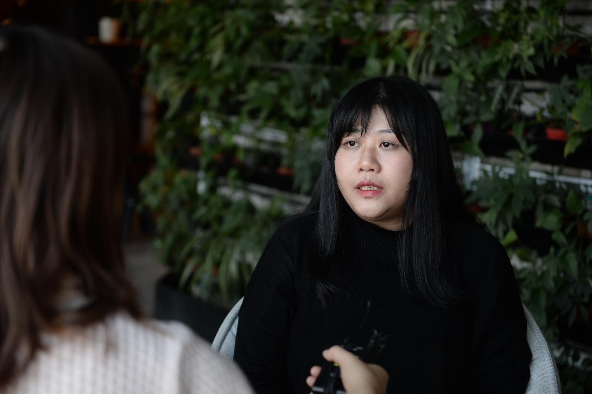 乔碧萝首次露脸采访:现在胖了的照片 - 2