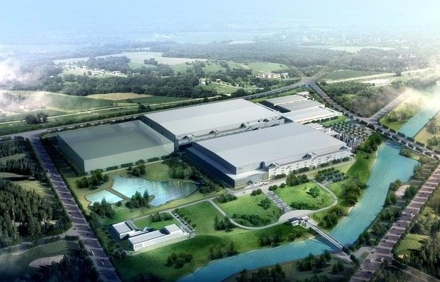 目前中国已有 3 条 10.5 代 LCD 产线