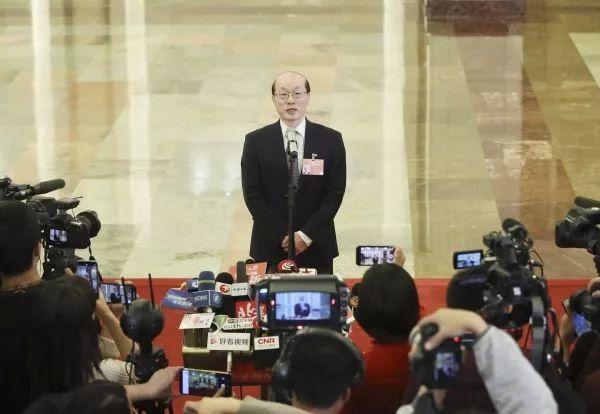 ▲资料图片:国务院台湾事务办公室主任刘结一(新华社)