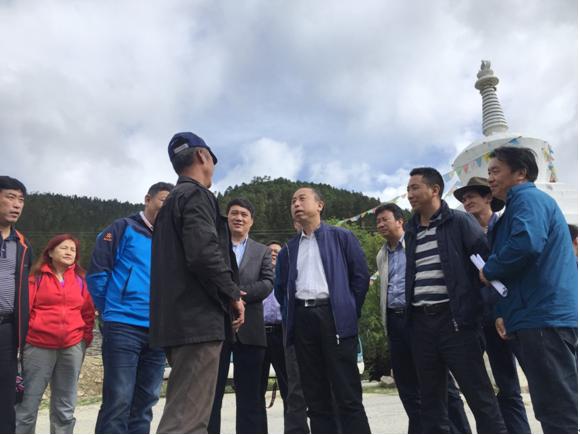国家发展改革委赴云南省开展《生态扶贫工作方案》专项检查