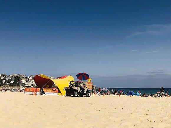 邦代海滩。图片来源:刘芳