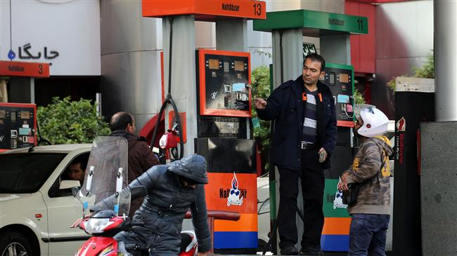 伊朗提高燃油价格。(图源:法新社)
