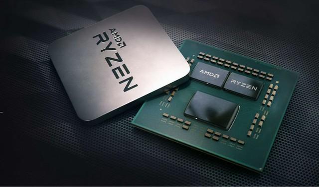 售价千元左右的AMD三代锐龙5 3500采用7n...