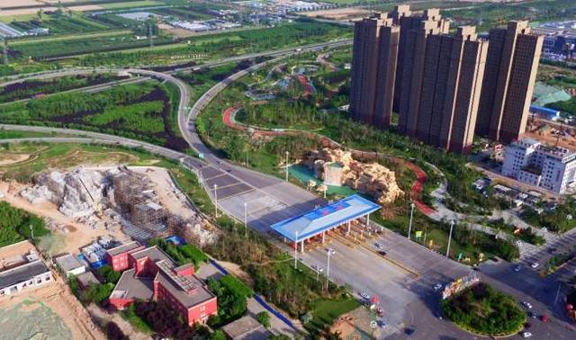 西禹高速韩城出入口